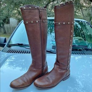 Size 8.5 Tory Burch Boots